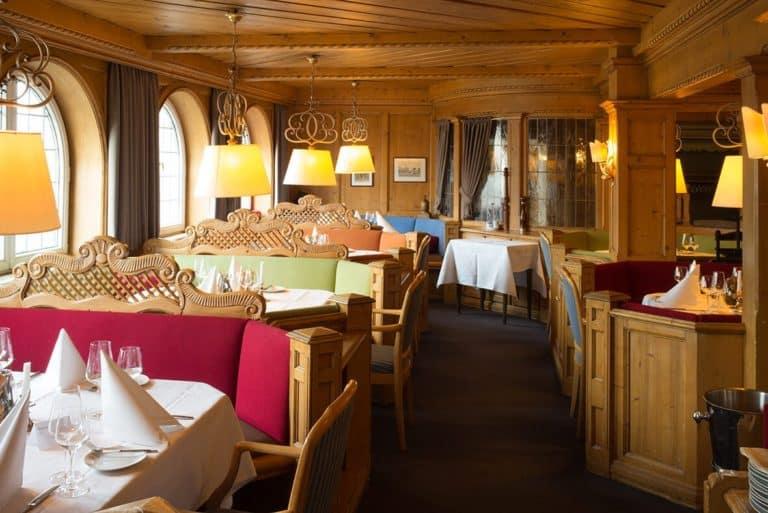 Galerie-Hotel Gude_Restaurant