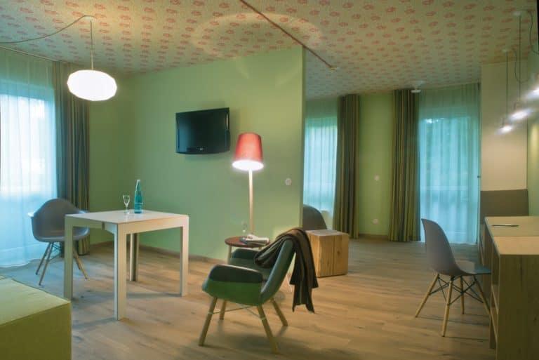 Hotelzimmer XL
